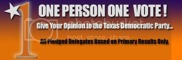 Join us at the 2010 TDP State Convention June 25, 26 in Corpus Christi