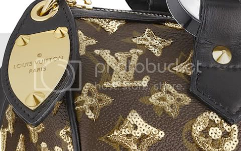 EclipseSpeedy28Detail10 Louis Vuitton Monogram Eclipse Speedy 28