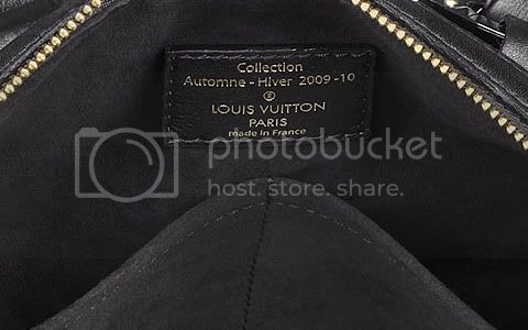EclipseSpeedy28Detail3 Louis Vuitton Monogram Eclipse Speedy 28