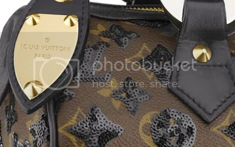 EclipseSpeedy28Detail7 Louis Vuitton Monogram Eclipse Speedy 28